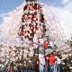 Une Tenno (heavenly king) festival