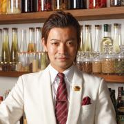 World Best Bar50 「バーベンフィデック」(新宿) 鹿山 博康さん(埼玉県比企郡出身)