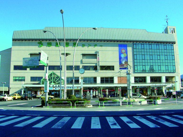 秩父地場産業センター物産館