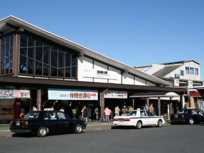 西武鉄道西武秩父駅
