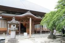 札所8番・清泰山 西善寺