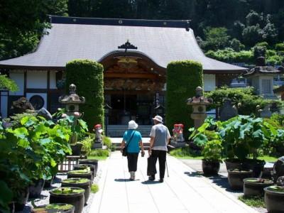 札所12番・仏道山 野坂寺