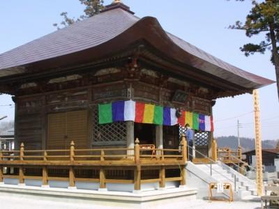 札所5番・小川山 語歌堂