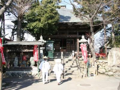 札所17番・実正山 定林寺
