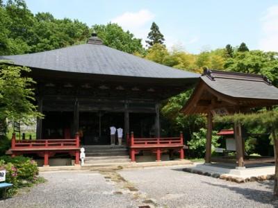 札所23番・松風山 音楽寺