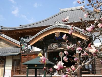 札所21番・要光山 観音寺