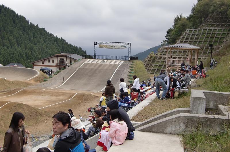 滝沢サイクルパークBMXコース