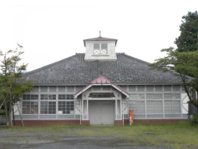 旧秩父駅舎