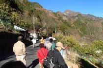 中津集落を散策